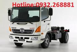 Ảnh số 2: Xe đầu kéo Hino 1 cầu 2 cầu, đầu kéo hino, nhập khẩu nguyên chiếc, 2013, xe dau keo Hino 1 cau 2 cau - Giá: 2.000.000.000