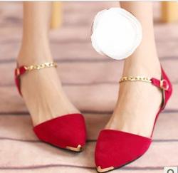 Ảnh số 95: Giày búp bê nơ dây xích 3 cm - Giá: 210.000