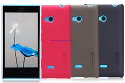 Ảnh số 20: - Ốp Lưng NOKIA Lumia 720 NILLKIN Sần - Giá: 150.000