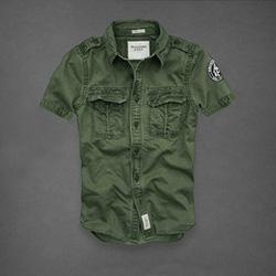 Ảnh số 71: áo sơ mi kaki - Giá: 400.000