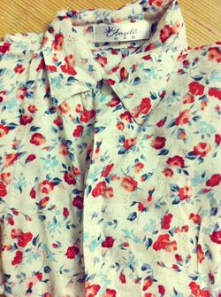 Ảnh số 32: Áo lanh hoa nhí, chất mát, mặc cực xinh - Giá: 150.000