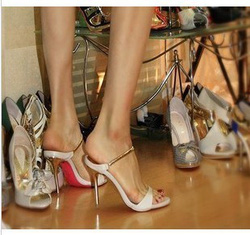 Ảnh số 82: Giày cao gót đẹp GCG082 - Giá: 520.000