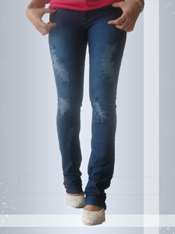 Ảnh số 36: Jeans nữ - Giá: 180.000