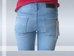 Ảnh số 44: Jeans nữ - Giá: 180.000