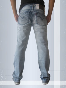 Ảnh số 20: Jeans nam - Giá: 270.000