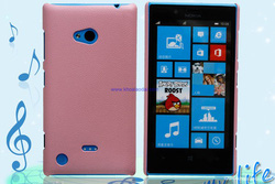 Ảnh số 30: - Ốp Lưng NOKIA Lumia 720 DOLIDA Nhựa Giả Da - Giá: 100.000