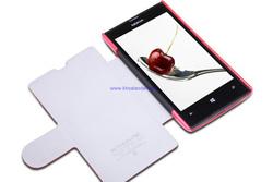 Ảnh số 38: - Bao Da NOKIA Lumia 520 NILLKIN Fresh - Giá: 200.000