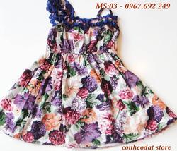 Ảnh số 3: Váy bé gái từ 2-4 tuổi - Giá: 125.000