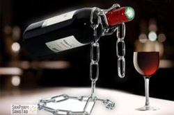 Ảnh số 6: giá kê chai rượu dây xích magic - Giá: 136.000