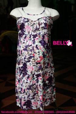 Ảnh số 42: Váy bầu sát nách Belly V173001.1 - Giá: 310.000