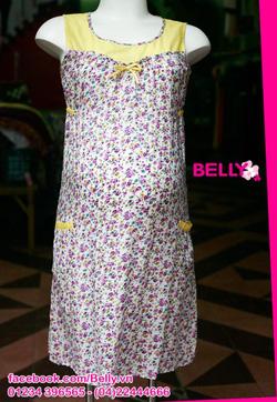 Ảnh số 43: Váy bầu sát nách Belly V173001.2 - Giá: 310.000