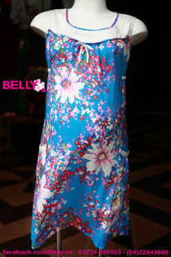 Ảnh số 44: Váy bầu sát nách Belly V173001.3 - Giá: 310.000