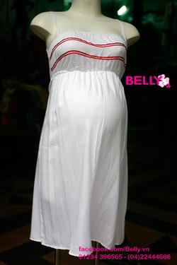 Ảnh số 46: Váy bầu hai dây Belly V273001.1 - Giá: 340.000