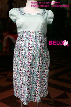 Ảnh số 48: Váy bầu cộc tay Belly V313004 - Giá: 470.000