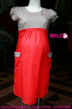 Ảnh số 53: Váy bầu cộc tay Belly V352156 - Giá: 430.000