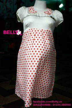 Ảnh số 64: Váy bầu cộc tay Belly V393012.2 - Giá: 450.000