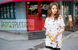 Ảnh số 4: áo thun nữ 0095 - Giá: 800.000