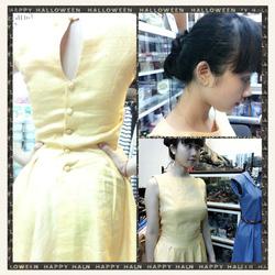 Ảnh số 7: Váy thô vàng - Giá: 550.000