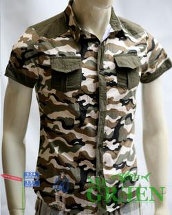 Ảnh số 84: áo SƠ MI body ARMY - Giá: 200.000