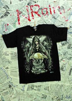 Ảnh số 8: áo phông nam đầu lâu - Giá: 220.000