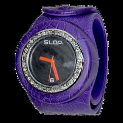 Ảnh số 39: Slap Watch Purple Croc - Giá: 660.000