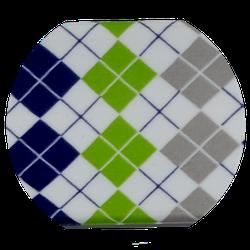 Ảnh số 50: Slap Watch Argyle Green/Blue - 660.000 VNĐ - Giá: 660.000