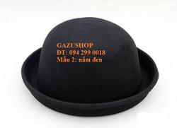 Ảnh số 80: Mũ nấm đen - Giá: 160.000