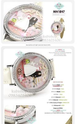 Ảnh số 17: Đồng hồ 3D Hàn Quốc - Giá: 680.000