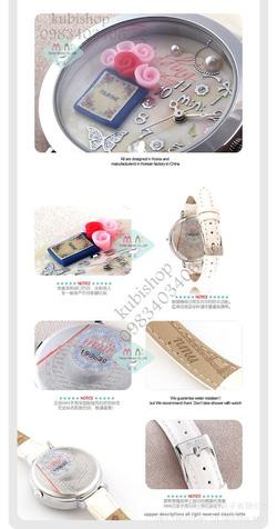Ảnh số 19: Đồng hồ 3D Hàn Quốc - Giá: 600.000