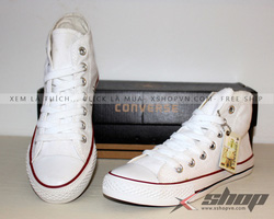 Ảnh số 68: Giày Converse Classic Cao cổ - Giá: 220.000