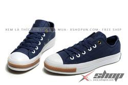 Ảnh số 86: Giày Converse Navy - Giá: 450.000
