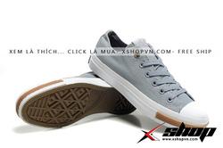 Ảnh số 93: Giày Converse Clot ghi xám - Giá: 450.000