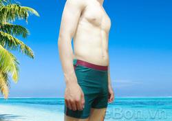 Ảnh số 41: Quần bơi nam QB100 - Giá: 180.000
