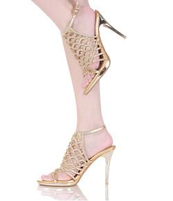 Ảnh số 1: Crystal Sandal B654 - Giá: 2.300.000