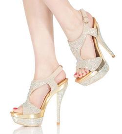 Ảnh số 11: Crystal Sandal B701 - Giá: 3.100.000