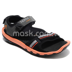 Ảnh số 19: Sandal adidas terra sports đen da cam - Giá: 900.000