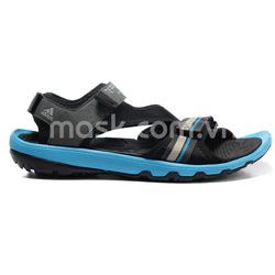 Ảnh số 74: Sandal adidas terra sports  đen đen xanh dương - Giá: 900.000