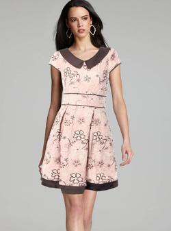 Ảnh số 44: Đầm kaithun thêu hoa - Giá: 340.000