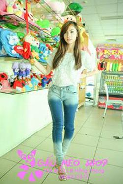 Ảnh số 15: quần jeans Pha màu - Giá: 140.000
