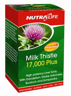 Ảnh số 27: Milk Thistle 17,000 Plus - Giá: 100.000