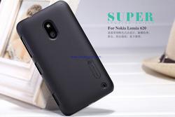 Ảnh số 83: - Case NILLKIN ốp lưng NOKIA Lumia 620 loại Sần - Giá: 150.000