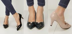 Ảnh số 25: giầy cao gót Hàn quốc - Giá: 30.000