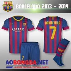 Ảnh số 40: Barca sân nhà 2013- 2014 - Giá: 75.000
