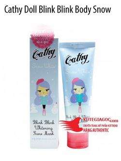 Ảnh số 21: Cathy Doll Blink Blink Body Snow Mask - Giá: 180.000