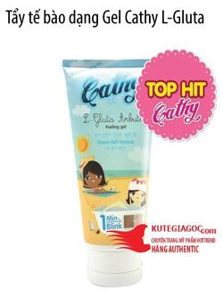 Ảnh số 35: Tẩy tế bào dạng Gel Cathy L-Gluta Arbutin Peeling Gel - Giá: 165.000