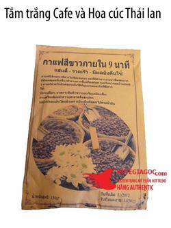 Ảnh số 48: Tắm trắng Cafe và Hoa cúc Thái lan - Giá: 220.000