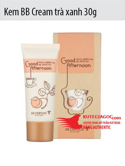 Ảnh số 22: BB Cream trà xanh - Good Afternoon Peach Green Tea BB SPF 20 30g - Giá: 176.000