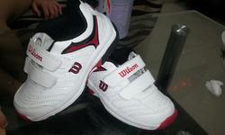 Ảnh số 6: Giày trẻ em Wilson 4-5 tuổi - Giá: 120.000