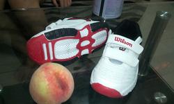 Ảnh số 7: Giày trẻ em Wilson 4-5 tuổi - Giá: 120.000