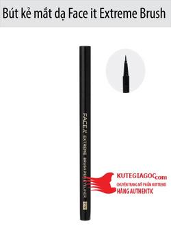 Ảnh số 33: Bút kẻ mắt dạ Face it Extreme Brush Pen Eyeliner The Face Shop - Giá: 162.000